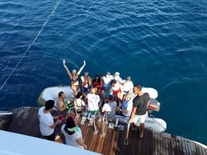 Kızıldeniz Mısır Dalış Turu bot