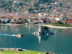 Selimiye Dalış Turu kuş adası