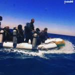 O zodiac bota binip yine Harika dalış noktalarına gideceğiz 👊👊