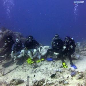 kızıldeniz dalış turu tuvalet reef
