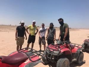 Mısır Çöl safari