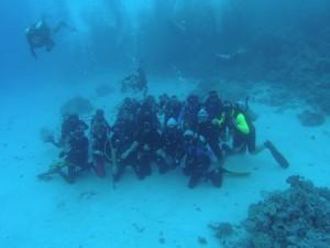Dalış okulu scuba dalış