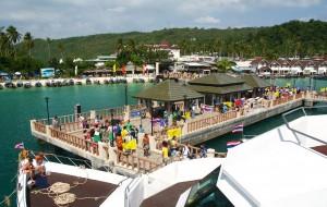 phuket to phiphi ferryboat 3